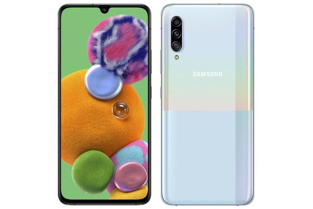 Samsung trình làng Galaxy A90 5G - smartphone tầm trung đầu tiên có kết nối 5G - 1