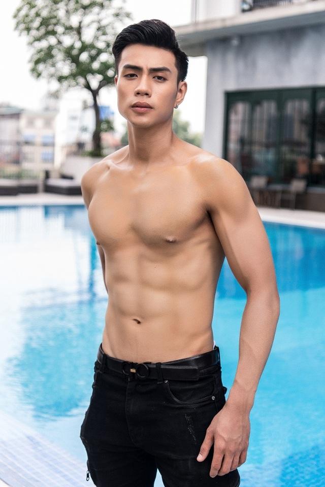 Gã bụng phệ giảm 25kg thành nam thần 6 múi lọt chung kết Mister Việt Nam 2019 - 11