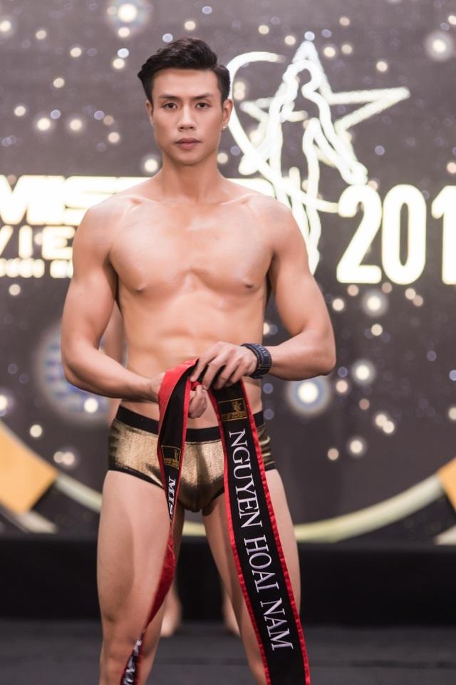 Gã bụng phệ giảm 25kg thành nam thần 6 múi lọt chung kết Mister Việt Nam 2019 - 4