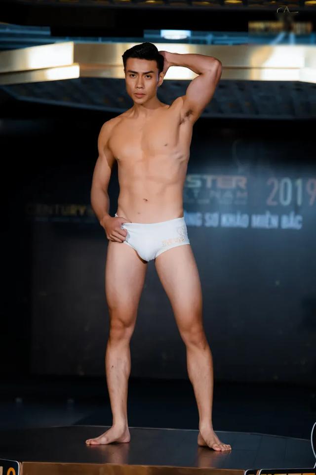 Gã bụng phệ giảm 25kg thành nam thần 6 múi lọt chung kết Mister Việt Nam 2019 - 6