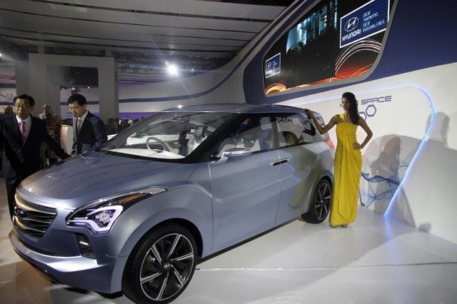 Hyundai sẽ có MPV cạnh tranh Mitsubishi Xpander vào năm 2021? - 4