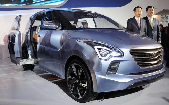 Hyundai sẽ có MPV cạnh tranh Mitsubishi Xpander vào năm 2021? - 13