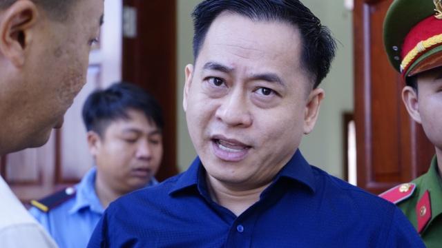 """Nguyên phó Chủ tịch UBND TP Đà Nẵng """"nhắm mắt"""" giao đất cho Vũ """"nhôm"""" - 1"""