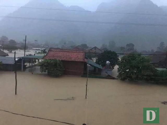 Nhiều trường sẽ hoãn khai giảng năm học mới vì mưa lũ - 8