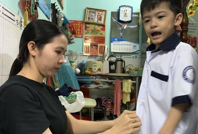 Những đứa trẻ ca sinh 5 đầu tiên ở Việt Nam trong lễ khai giảng vào lớp 1 - 3