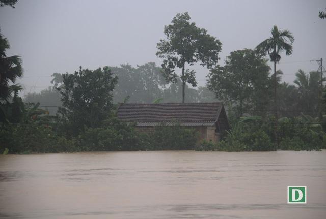 Ám ảnh những ngôi làng chìm sâu trong biển nước - 3