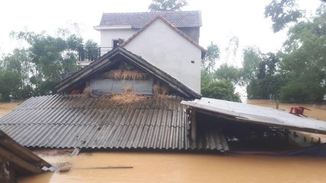 Hà Tĩnh: Mưa lũ làm 5 người chết, cơ sở hạ tầng hư hỏng nặng - 2