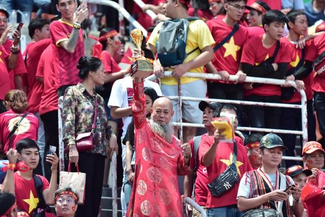 Thái Lan 0-0 Việt Nam: Bất phân thắng bại - 23