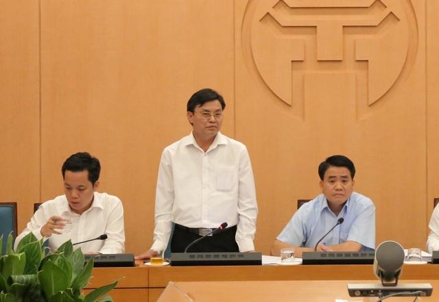 Chủ tịch Hà Nội: Trưng cầu đơn vị độc lập xác định lượng thủy ngân phát tán ra môi trường - 2