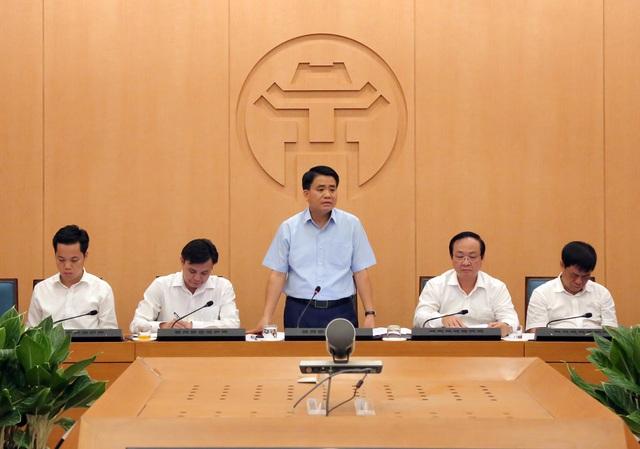 Chủ tịch Hà Nội: Trưng cầu đơn vị độc lập xác định lượng thủy ngân phát tán ra môi trường - 1