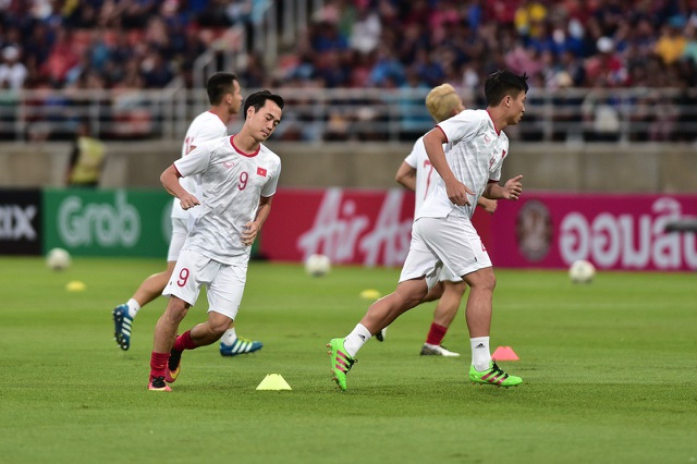 Thái Lan 0-0 Việt Nam: Bất phân thắng bại - 6