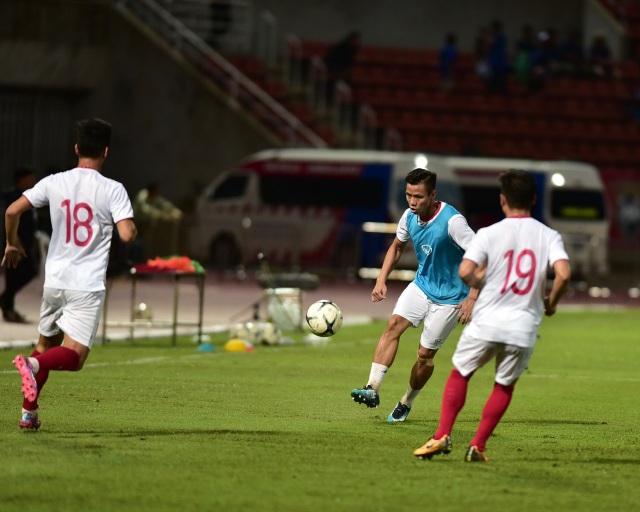 Thái Lan 0-0 Việt Nam: Bất phân thắng bại - 21