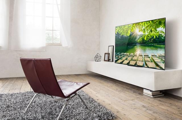 5 lựa chọn đáng tiền khi mua Sony Android TV