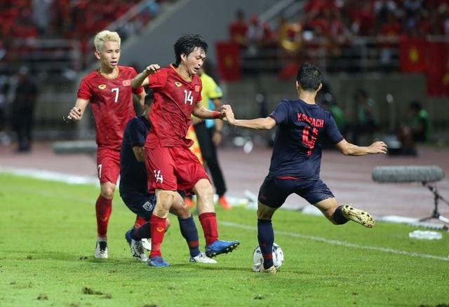 Thái Lan 0-0 Việt Nam: Bất phân thắng bại - 5