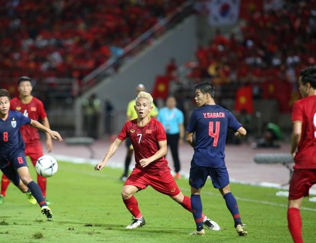 Thái Lan 0-0 Việt Nam: Bất phân thắng bại - 7