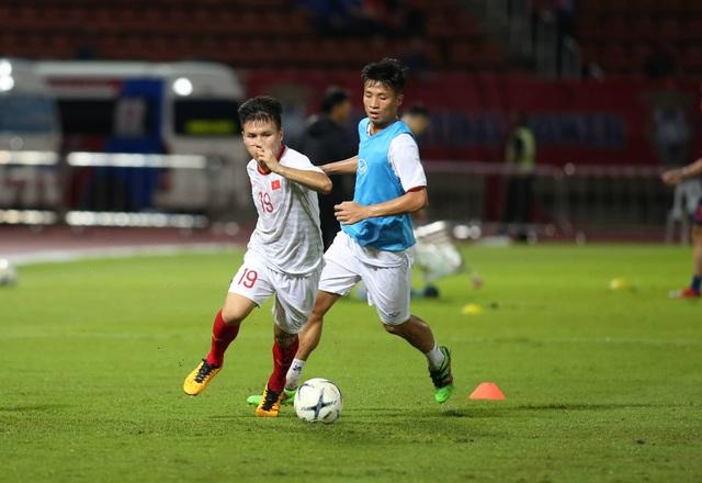 Thái Lan 0-0 Việt Nam: Bất phân thắng bại - 12