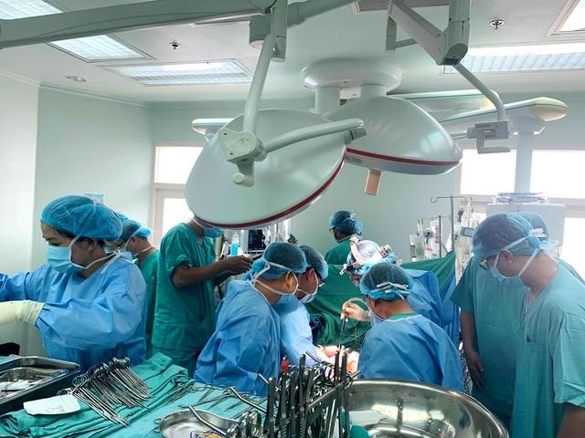 Bệnh viện Trung ương Huế: 1 tháng thực hiện 21 ca ghép tạng thành công - 4