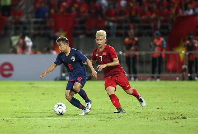 Thái Lan 0-0 Việt Nam: Bất phân thắng bại - 34