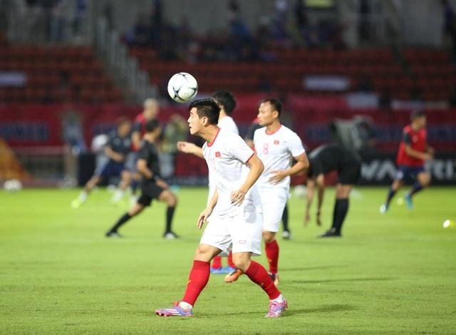 Thái Lan 0-0 Việt Nam: Bất phân thắng bại - 13