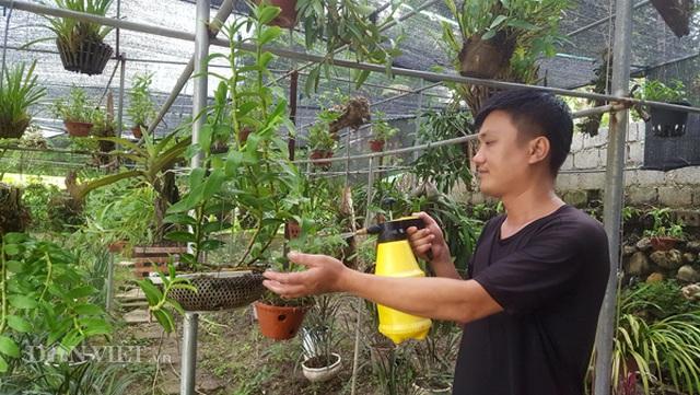 8X Lạng Sơn mêphong lan rừng: Kiếm trăm triệu từ 1 câu nhỡ mồm - 4