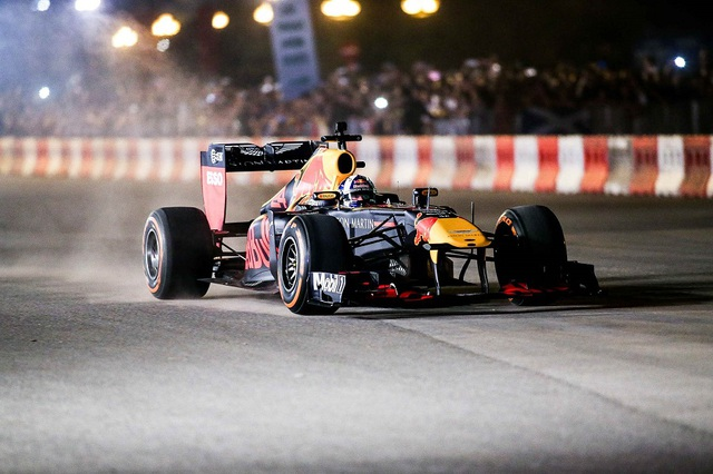 Công bố chi tiết lịch thi đấu Giải vô địch đua xe F1 tại Hà Nội - 2