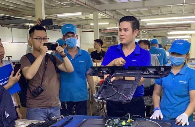 Bất ngờ thông tin: 14 công ty nhập khẩu cho Asanzo đã bỏ trốn - 1