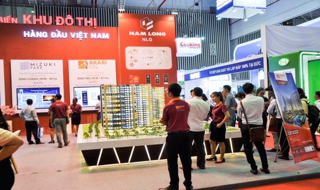 Khai mạc Triển lãm Quốc tế Vietbuild Hà Nội 2019 – Lần thứ hai - 1