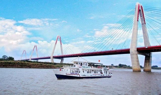Đến Hà Nội, đừng quên trải nghiệm du lịch sông Hồng - 1