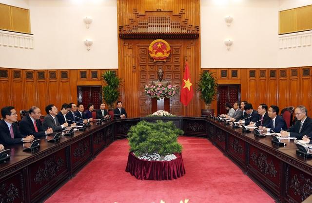Phó Thủ tướng: Doanh nghiệp Hàn Quốc giữ vai trò quan trọng với kinh tế Việt Nam - 2