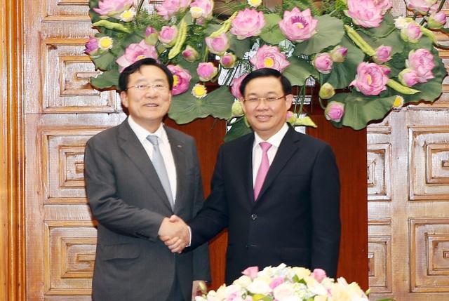 Phó Thủ tướng: Doanh nghiệp Hàn Quốc giữ vai trò quan trọng với kinh tế Việt Nam - 1