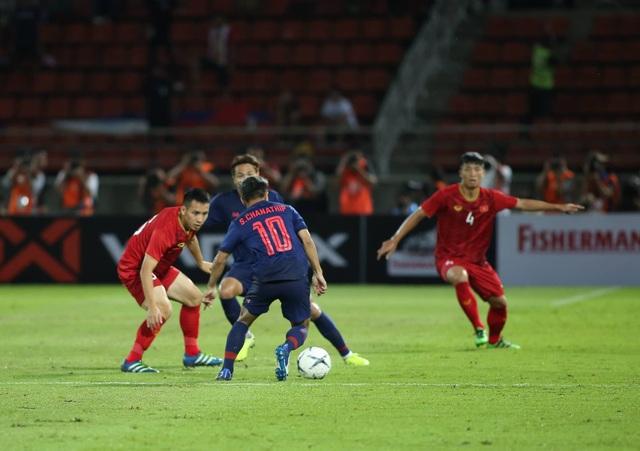 Thái Lan 0-0 Việt Nam: Bất phân thắng bại - 33
