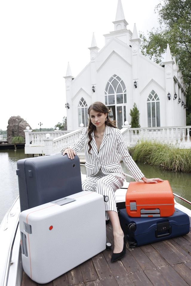 Chuỗi bán lẻ sản phẩm về hành lý LUG: Tốc độ phát triển cửa hàng tăng gần 150% so với cùng kì năm ngoái - 4