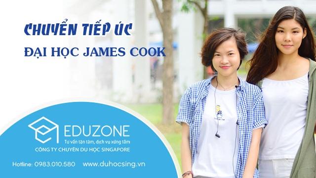 Tìm hiểu Đại học James Cook Singapore, cơ hội chuyển tiếp Úc đảm bảo visa - 1