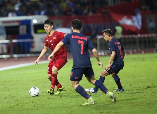 Thái Lan 0-0 Việt Nam: Bất phân thắng bại - 45
