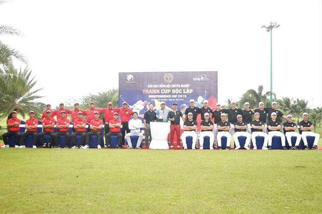 Giải Golf đồng đội chuyên nghiệp 2019 - 1
