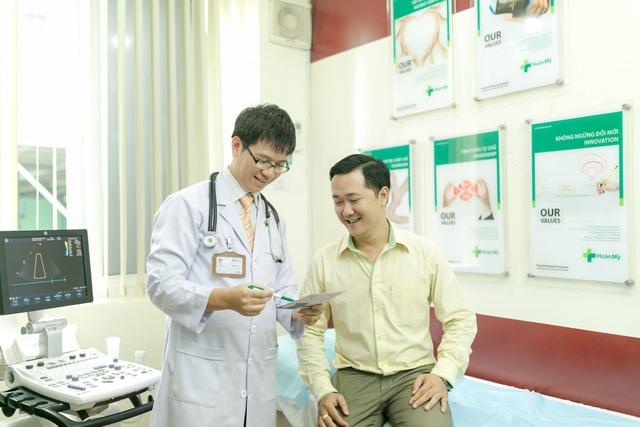 Tập đoàn Y khoa Hoàn Mỹ đẩy mạnh hoạt động khám tổng quát tại các bệnh viện trên toàn quốc - 1