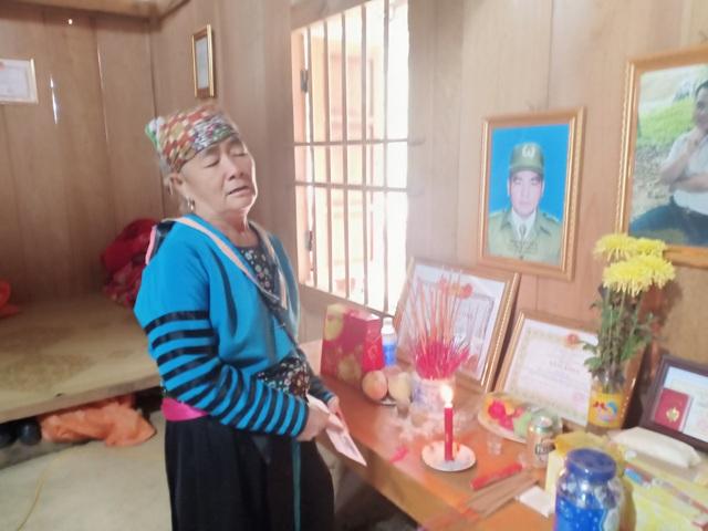 Bạn đọc Dân trí gửi tặng gia đình liệt sỹ Thao Văn Súa gần 29 triệu đồng - 1
