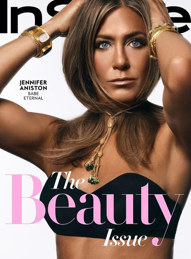 Jennifer Aniston: Tôi không muốn có tóc bạc - 3