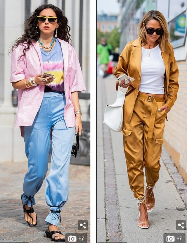 Kylie Jenner, Emily Ratajkowski đang lăng xê xu hướng thời trang gì?