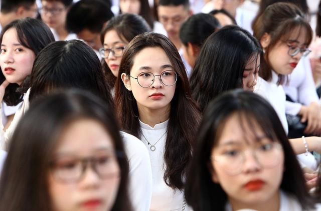 Trường THPT Chu Văn An công bố chứng nhận ID Trường thành viên Cambridge trong lễ khai giảng - 13