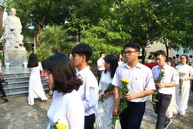 Trường THPT Chu Văn An công bố chứng nhận ID Trường thành viên Cambridge trong lễ khai giảng - 4
