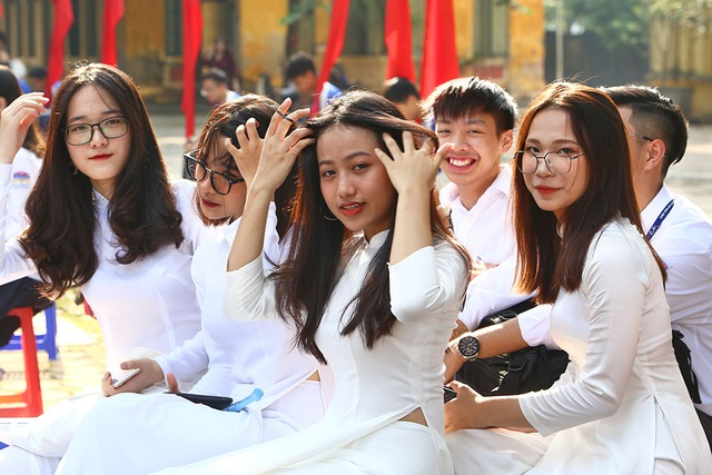 Trường THPT Chu Văn An công bố chứng nhận ID Trường thành viên Cambridge trong lễ khai giảng - 9