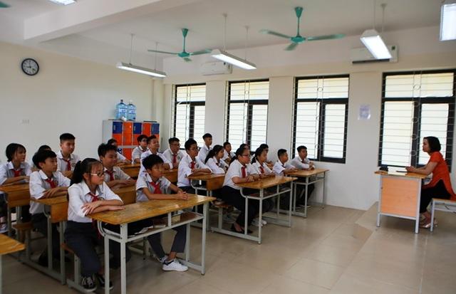 Khai giảng đầu tiên ở nhà mới của ngôi trường từng 60 năm học nhờ trong đình - 14