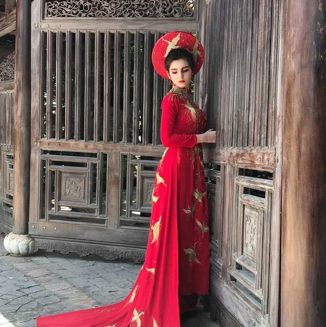 Bông hồng lai Việt - Nga xinh đẹp, hút hồn dân mạng  - 7