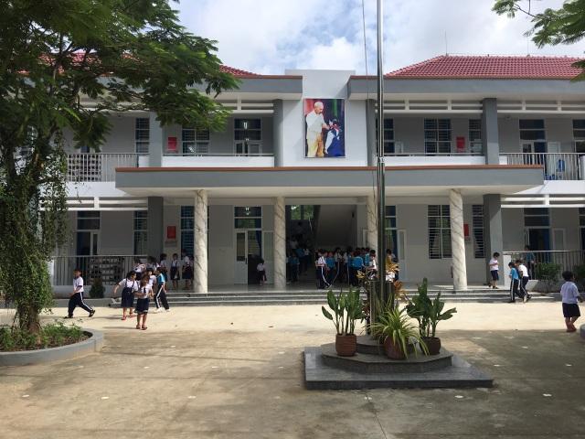 NutiFood trao tặng trường cho Bình Dương nhân dịp khai giảng - 4