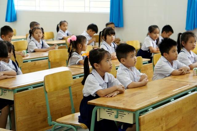 NutiFood trao tặng trường cho Bình Dương nhân dịp khai giảng - 6