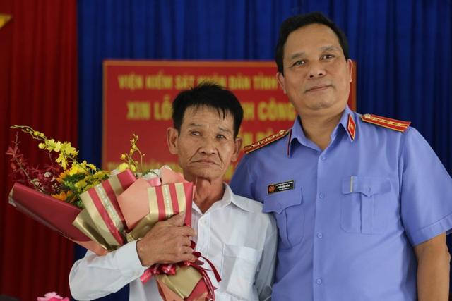Người đàn ông ở Khánh Hòa được xin lỗi sau 38 năm bị oan sai - 1