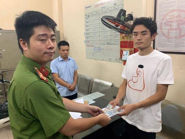"""Xử phạt tài xế Grab """"chặt chém"""" du khách Nhật ở Hà Nội - 1"""