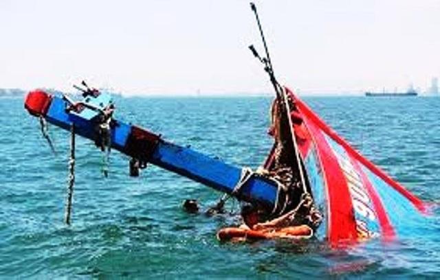 Chìm tàu cá, 6 người chết và mất tích - 1