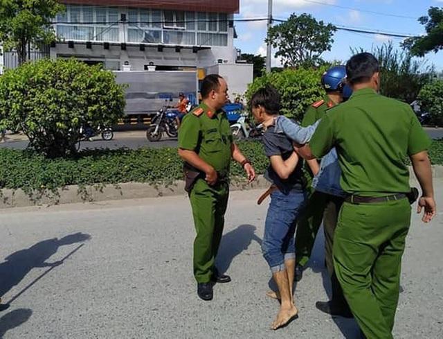 TP HCM: Nhóm nhân viên công ty bảo vệ và thu hồi nợ bị tấn công - 3
